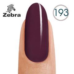 Гель лак Zebra  №193