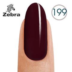 Гель лак Zebra  №199