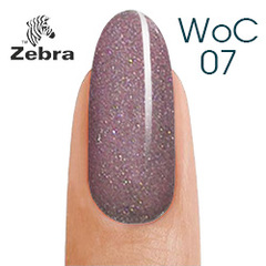 гель лак Zebra Women Charm 8ml №7