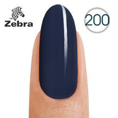 Гель лак Zebra  №200