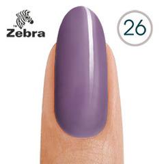 тм Zebra №26