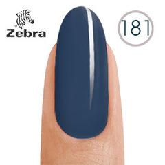 Гель лак Zebra 181