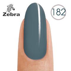 Гель лак  Zebra 182