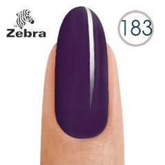 Гель лак Zebra 183