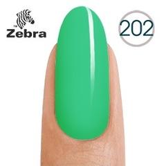 Гель лак Zebra №202