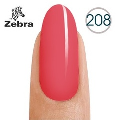 Гель лак Zebra №208