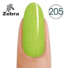Гель лак Zebra №205