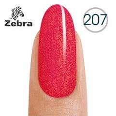 Гель лак Zebra №207