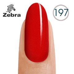 Гель лак Zebra  №197