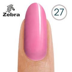 тм Zebra №27