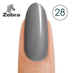 тм Zebra №28