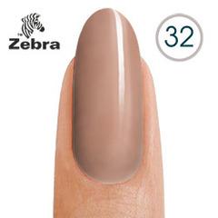 тм Zebra №32