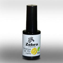 Zebra масло апельсина для кутикулы и ногтей 10мл