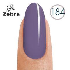 Гель лак Zebra 184